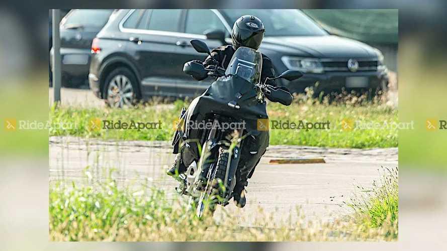 Yamaha Ténéré 700 Travel Spy Photos