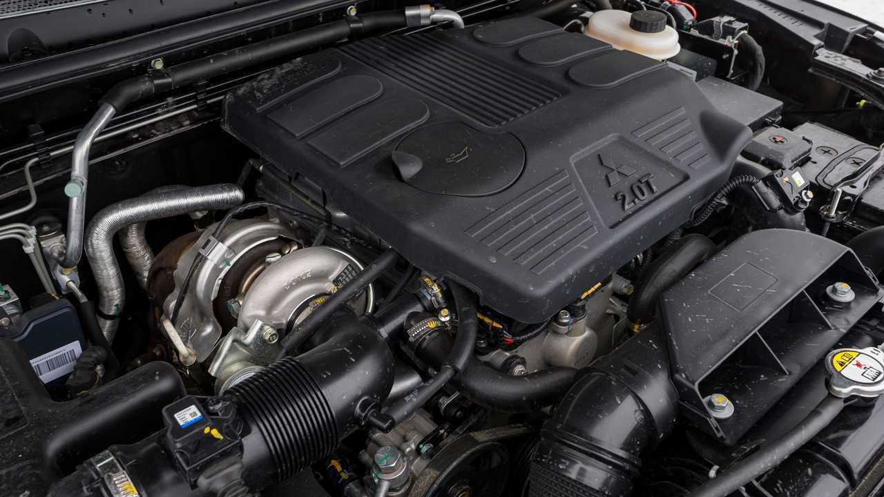 Haval H5 – двигатель