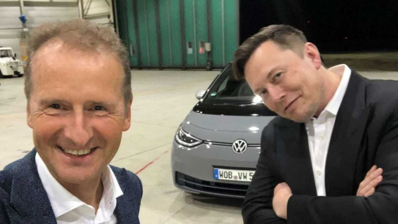 Would Tesla Consider Buying Volkswagen Or Any Other Legacy Automaker?