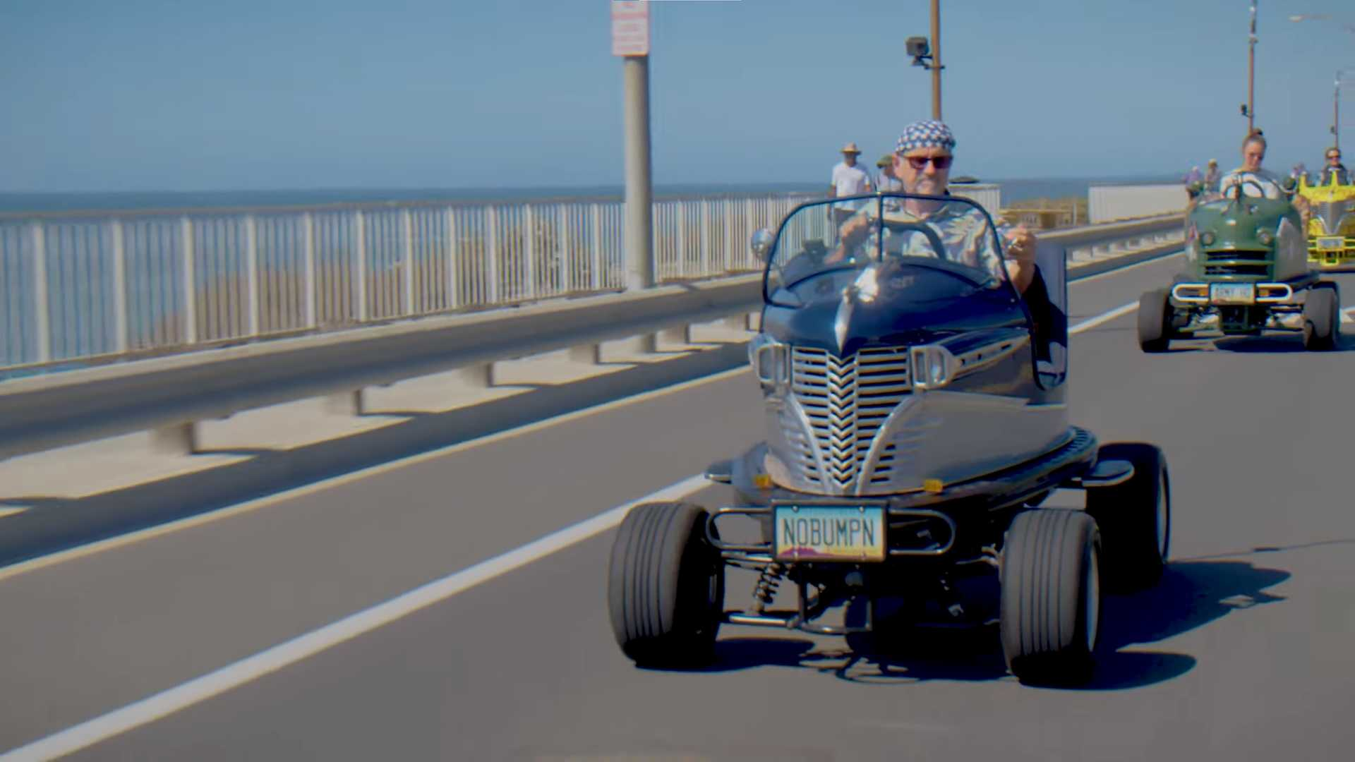 Check Out These Reinvigorated Classic Bumper Cars