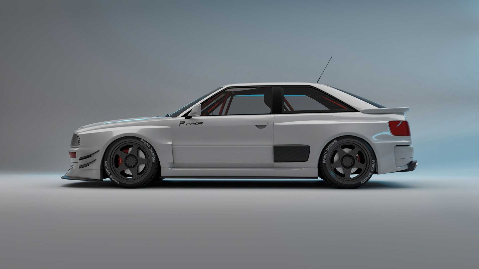 Audi Never Made An Rs2 Coupe So Prior Design Fixed That