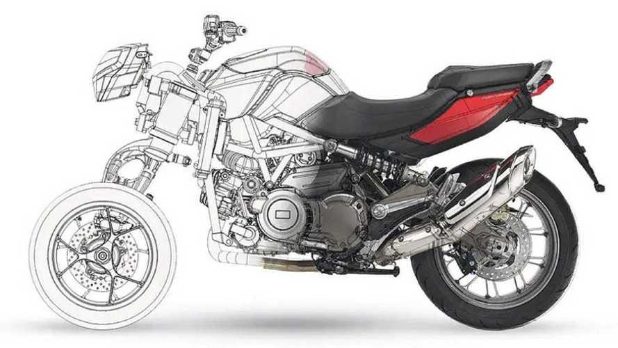 Aprilia brevetta la moto tre ruote, rivale della Niken
