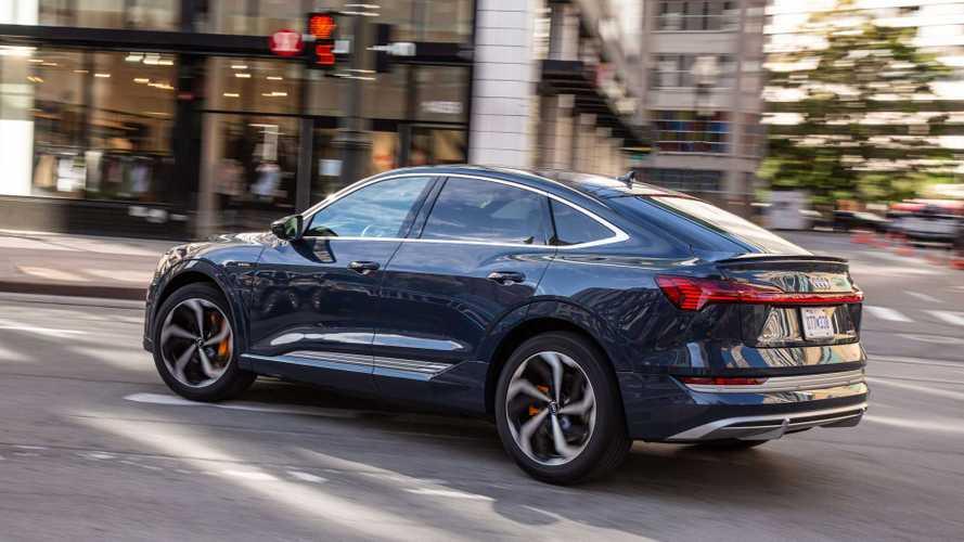 Audi e-tron Sales In U.S. Hit New Record In Q3 2020
