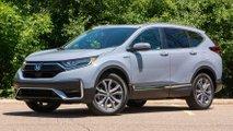 2020 Honda CR-V Hybrid Touring: Driving Notes