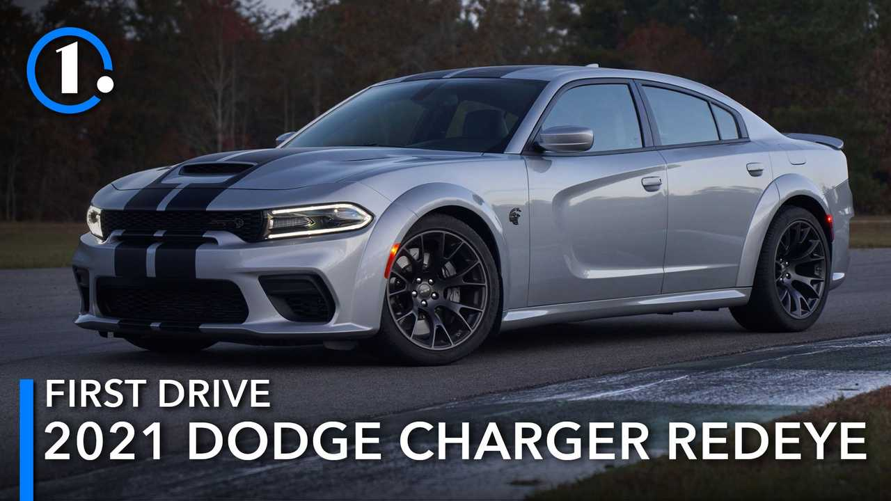 2021 Dodge Charger Hellcat Redeye Review