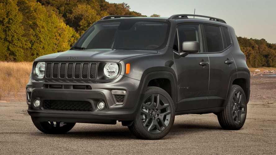 Jeep Renegade e Compass ganham edição especial 80th Anniversary nos EUA