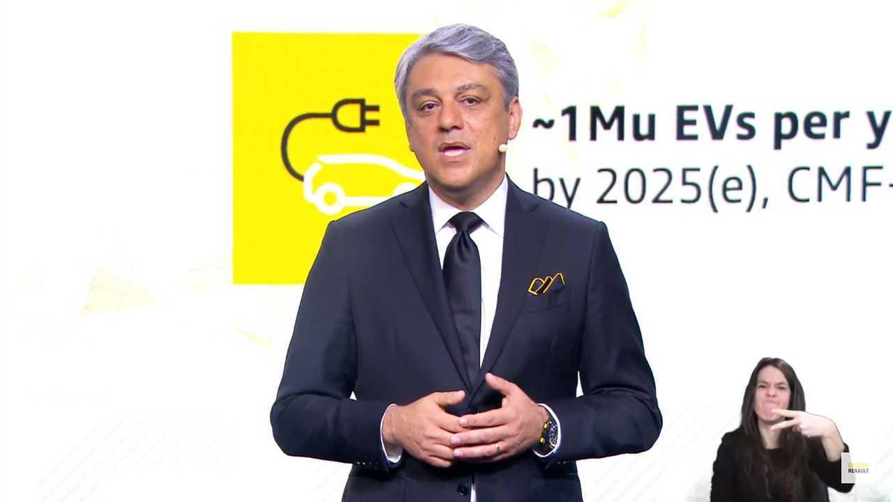 Neuer Renault-Strategieplan