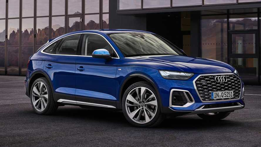 2021 Audi Q5 Sportback Priced From $47,800, SQ5 Costs $56,100