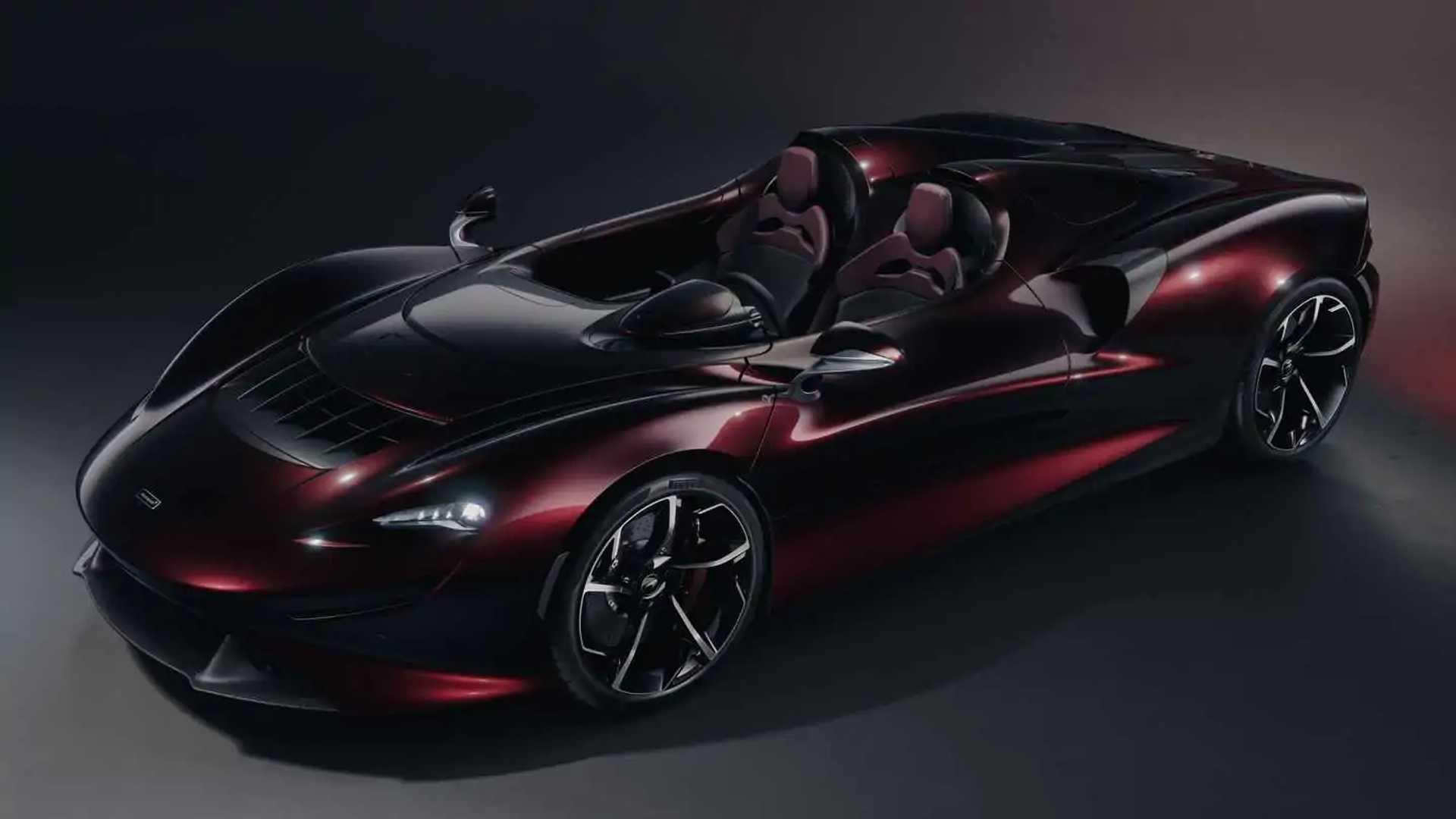McLaren Elva Luxe