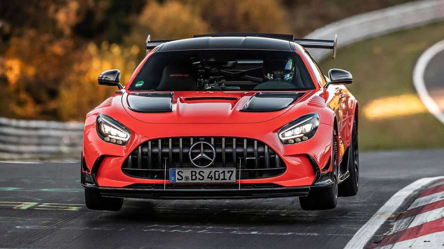 2021 Mercedes-AMG GT Black Series Pricing Starts At $325,000