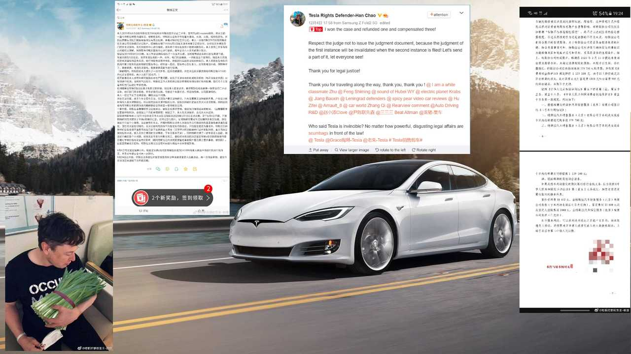 Chinese Court Blames Tesla For Hiding Structural Issues In Used Model S