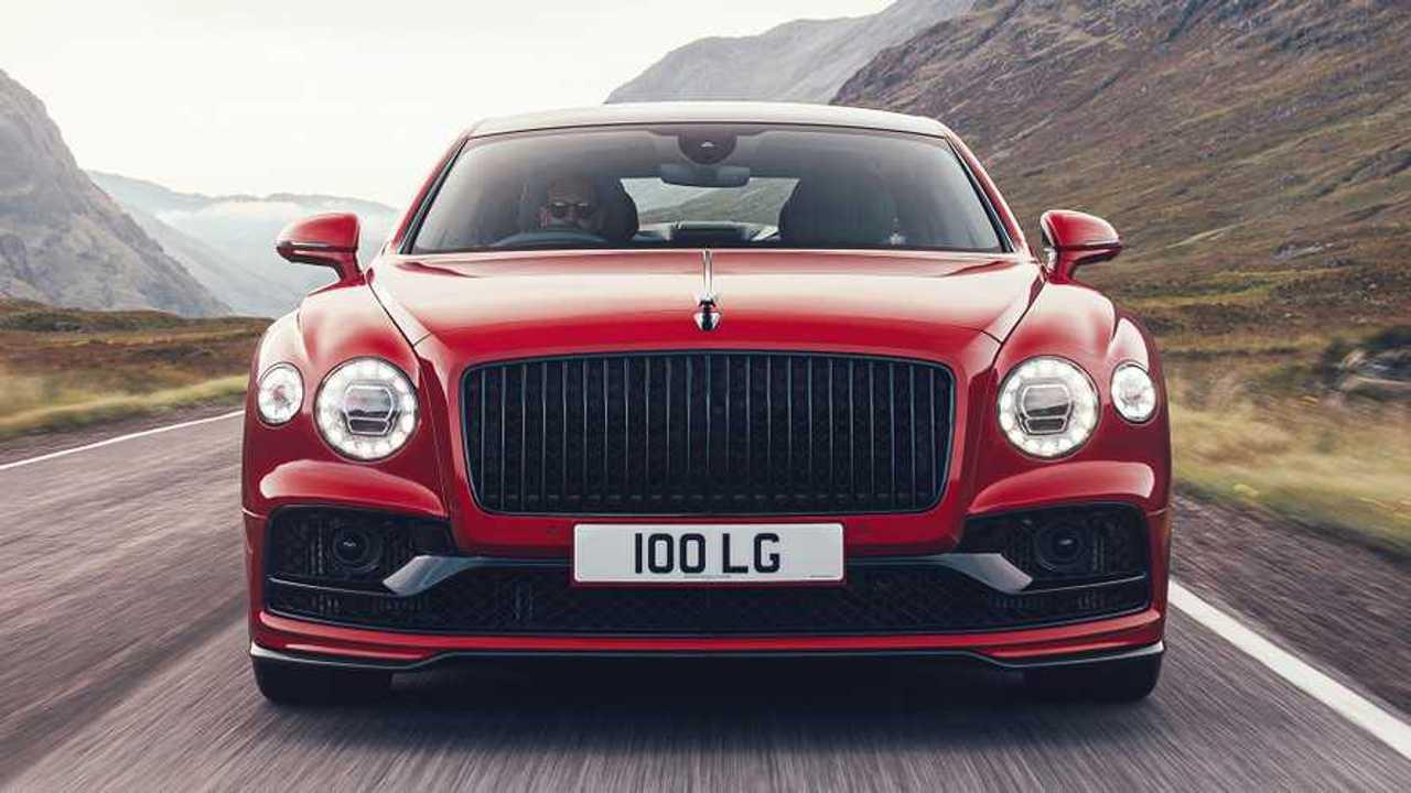Nuova Bentley Flying Spur V8 (2020)