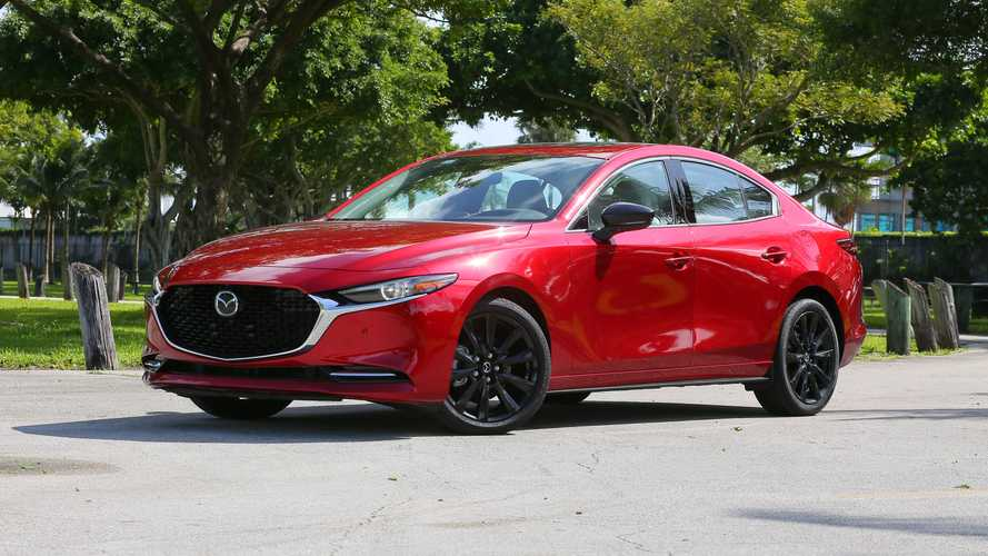 2021 Mazda3 Turbo: First Drive