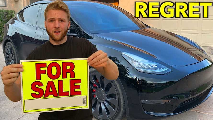 This Tesla Owner Hates 3 Things About The Model Y, So He's Selling It