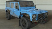 Land Rover Defender 110 Station Wagon by Bowler