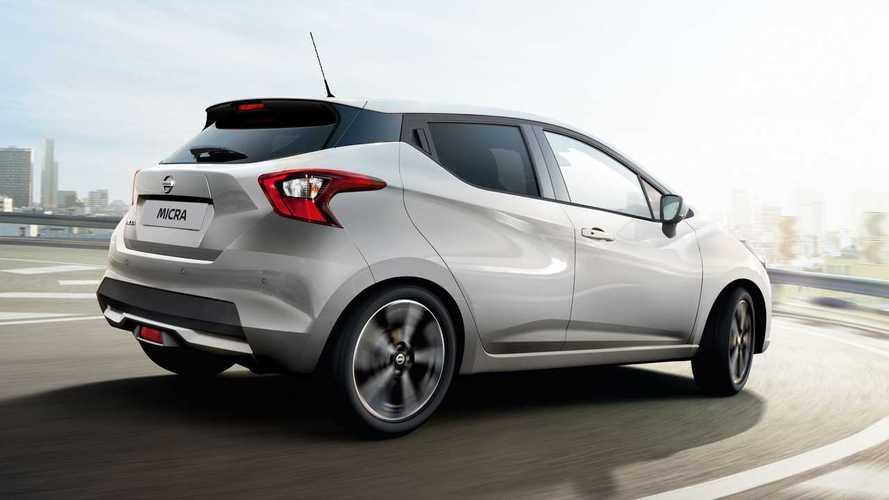 Nissan Micra, 2021 yılı için hafifçe makyajlandı