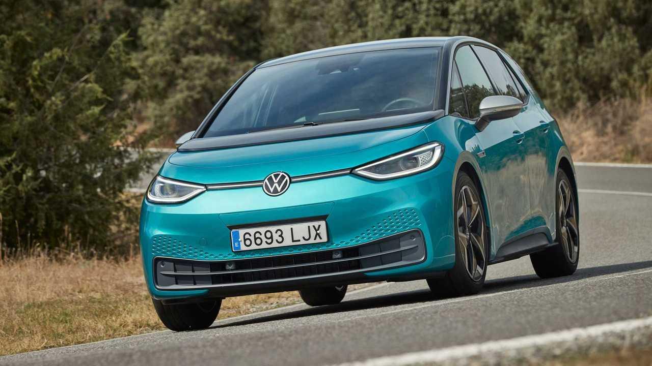Prueba Volkswagen ID.3 2021