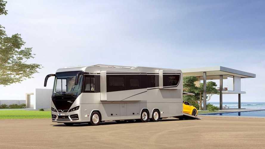 Vario Perfect 1200 Motorhome