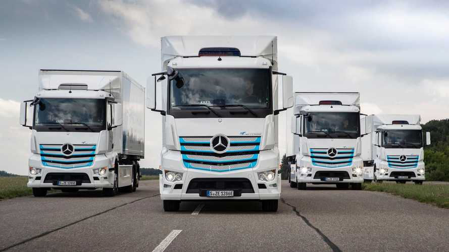 Daimler Electric Trucks & Buses Covered Over 7 Million Km In Customer Hands