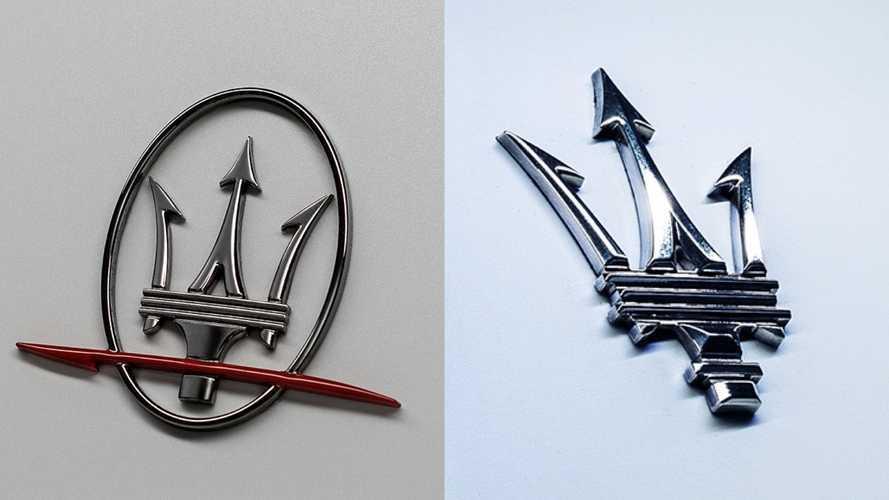 Maserati Badge New