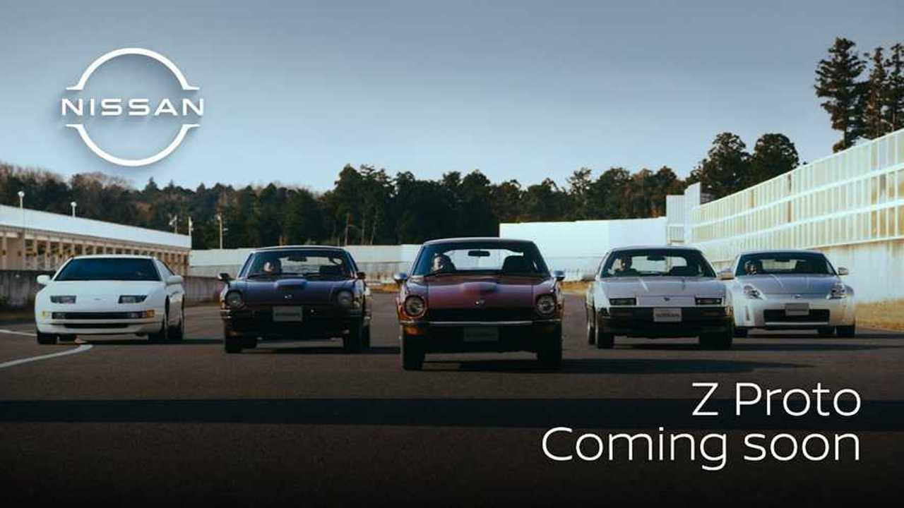 Nissan Z Proto, il ritorno della generazione sportiva