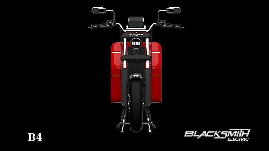 Blacksmith Electric B4 dan B4+