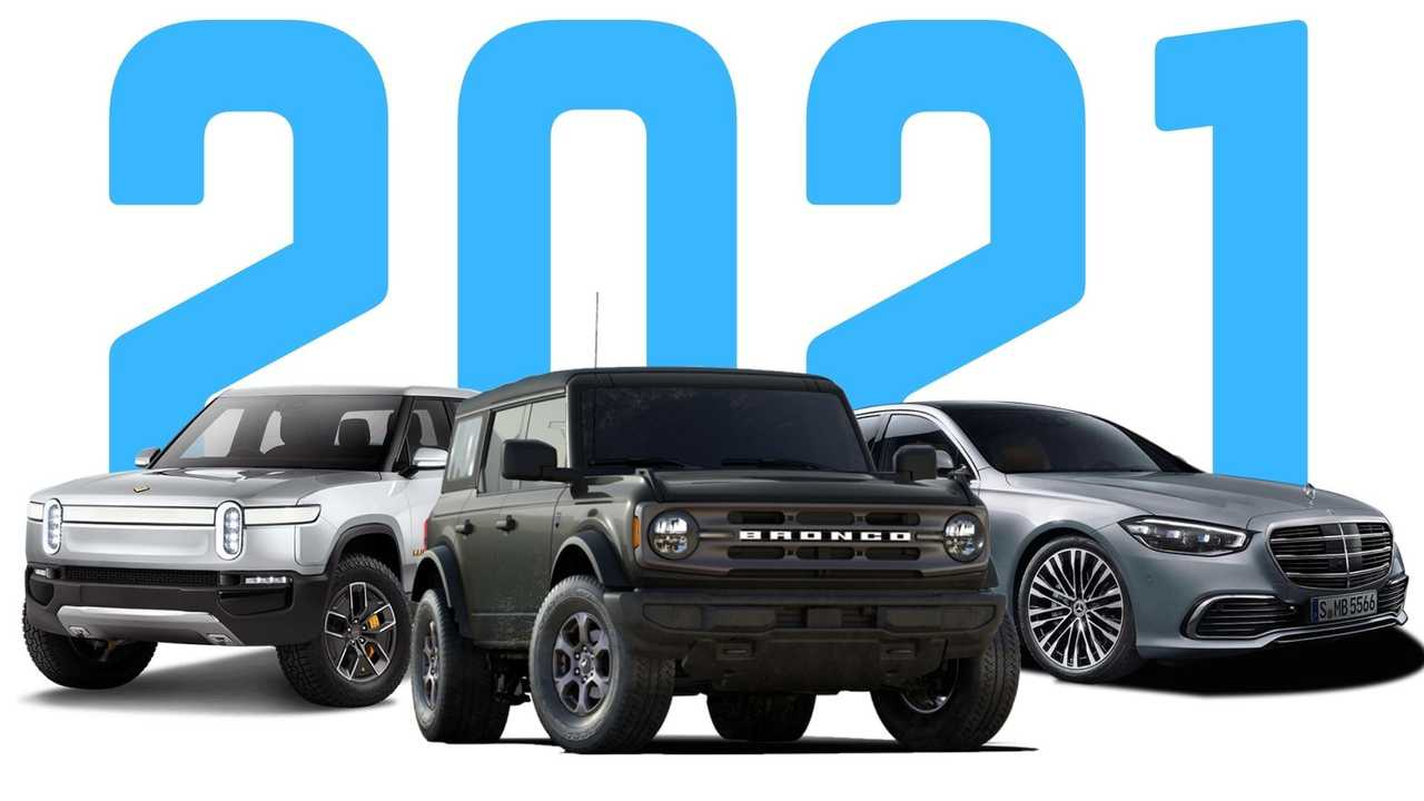Cars We're Looking Forward To In 2021