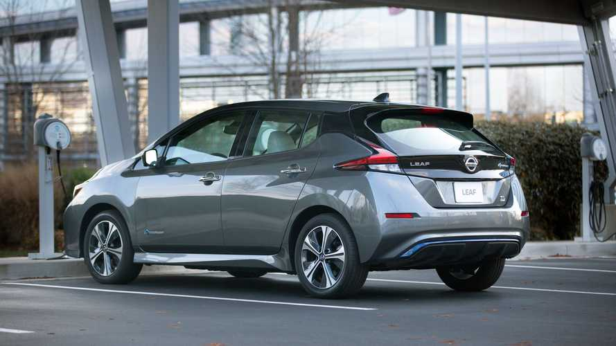 Nissan Announces 2021 LEAF In U.S. - We Compare 62/40 kWh Versions
