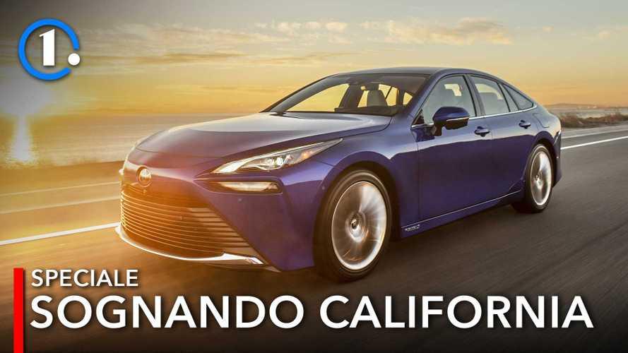 Toyota Mirai 2020, prova della nuova fuel cell a idrogeno