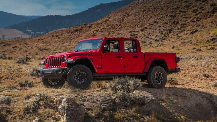 Jeep Gladiator yeni yarım kapı yükseltme seçeneğine kavuştu