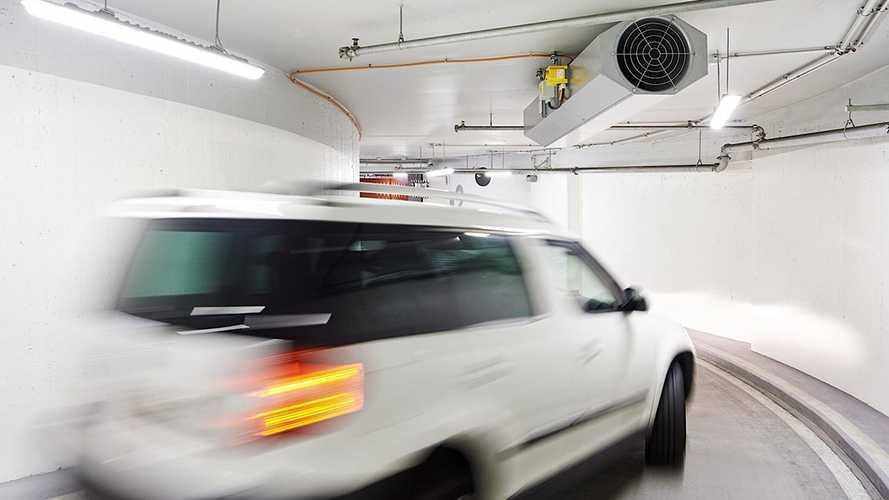 LPG'li araçlar artık kapalı otoparklara girebilecek
