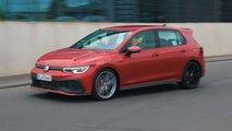 VW Golf GTI Clubsport (2021) ungetarnt auf der Nordschleife erwischt: Video
