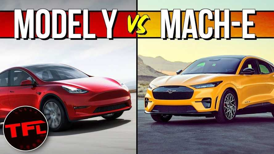 Does Ford Mustang Mach-E Have What It Takes To Outsell Tesla Model Y?