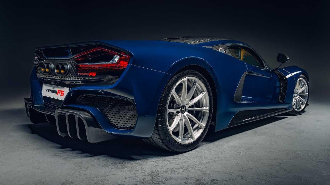 Hennessey Venom F5 Global Unveiling