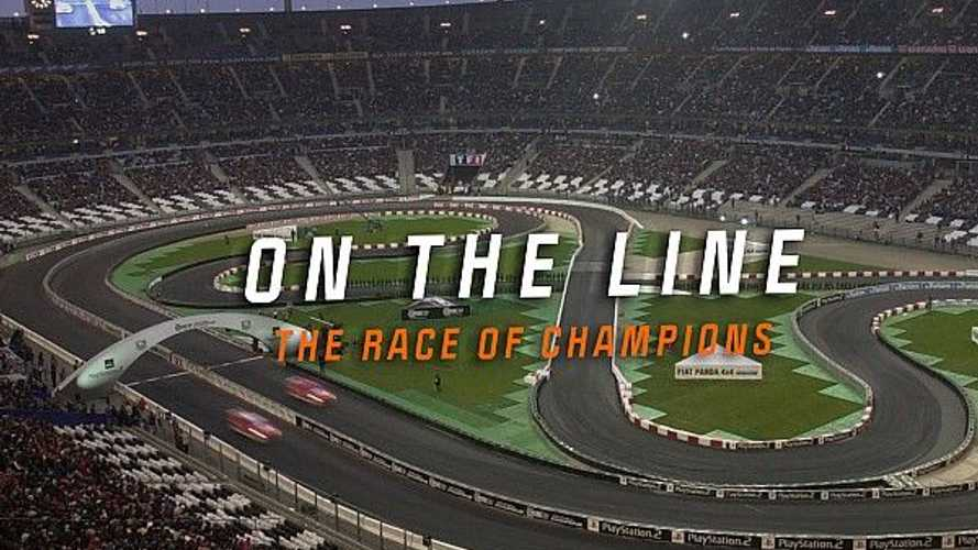 Motorsport.tv estrena el documental de la Race of Champions, 'On the Line'