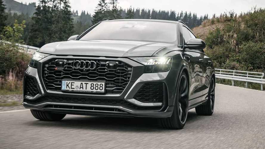 Jusqu'à 740 chevaux pour l'Audi RS Q8 remanié par ABT