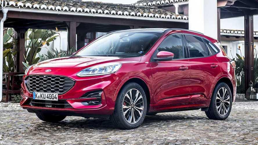Ford Kuga, arriva l'ibrida full hybrid da 190 CV e 31.300 euro