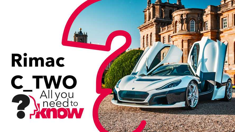 Rimac C_Two: Everything You Need To Know