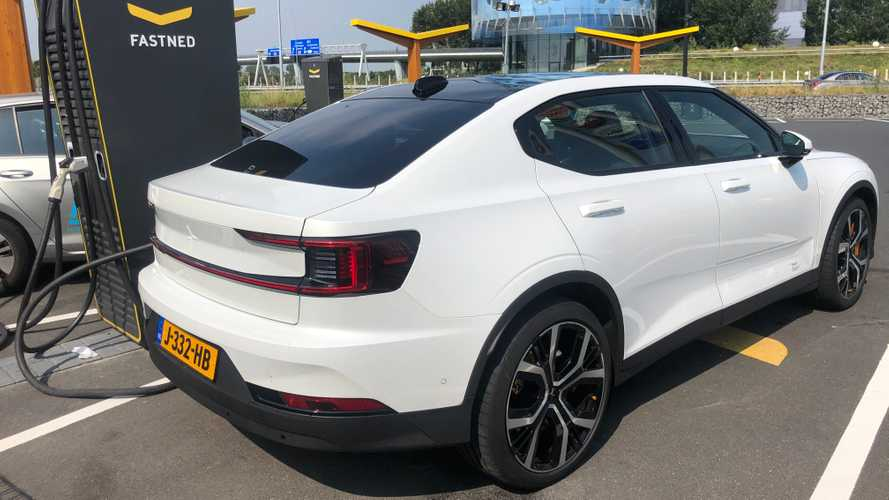 Polestar 2 DC Charging Test: Peak Is 150 kW, But Not For Long