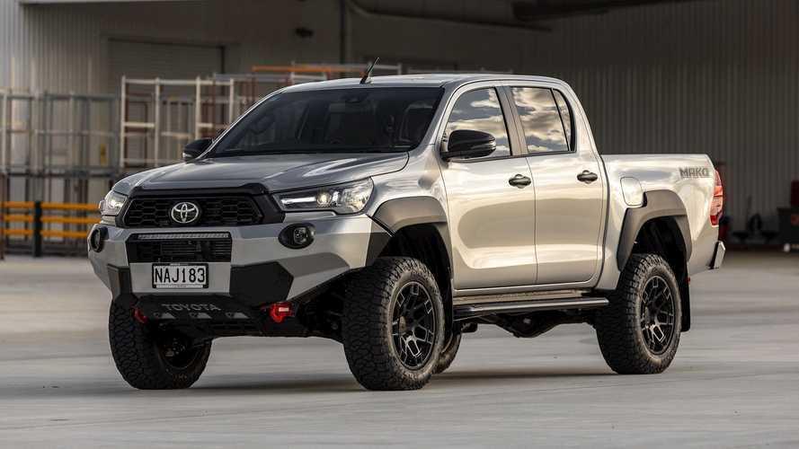 Toyota Hilux Mako 2020: aquí me tienes, Ford Ranger Raptor