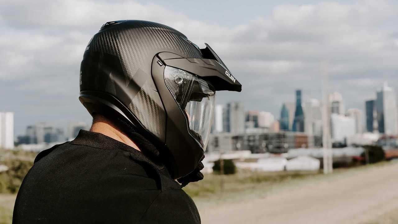 Quin Quest Modular Smart Helmet