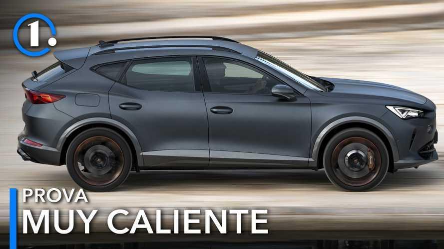Cupra Formentor, il SUV coupé da 310 CV messo alla prova
