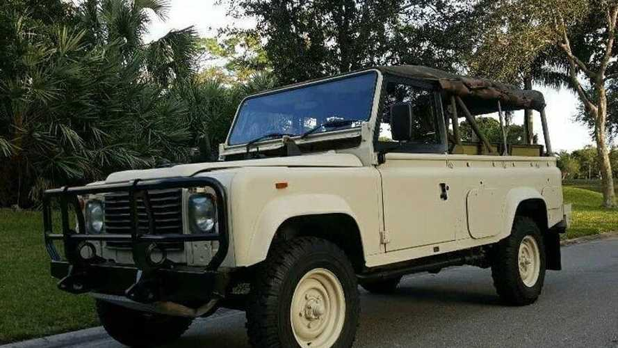 Classics for sale: The best Land Rover hybrid – ever!