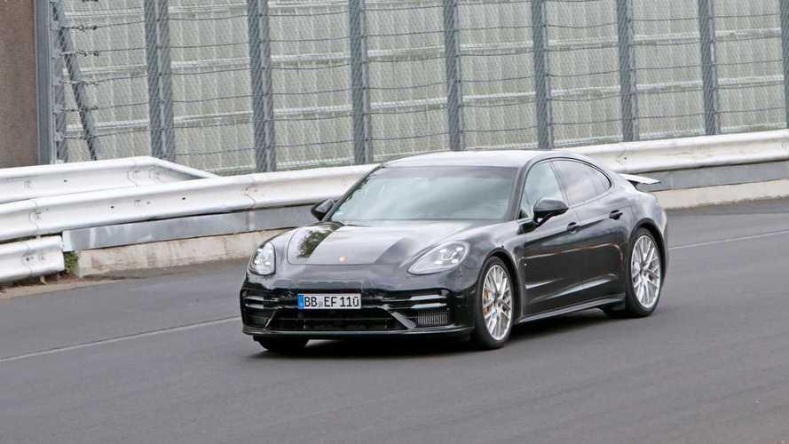 Porsche Panamera Lion record-setting rumours