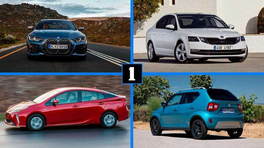DIAPORAMA - 10 voitures au look controversé