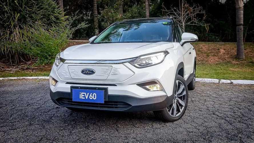 JAC IEV60 2020