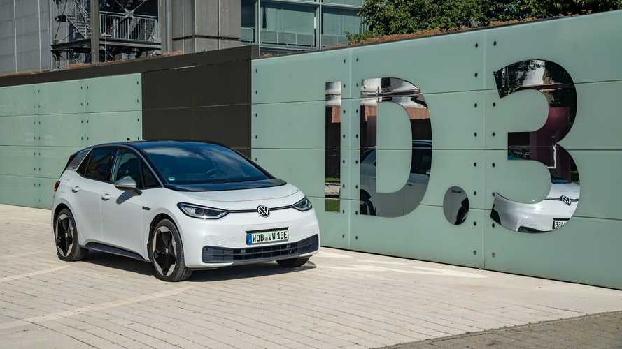 Europe: Volkswagen ID.3 Was Top-Selling EV In October 2020