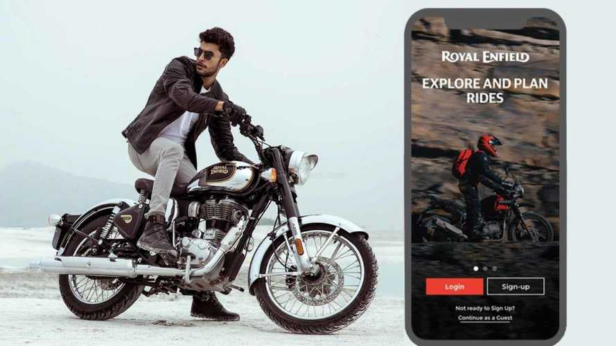 Royal Enfield Introduces New Mobile App In India