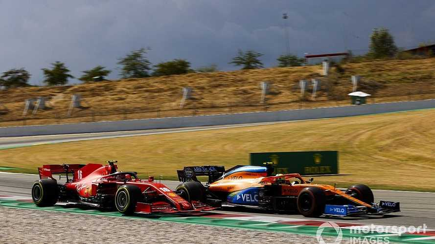 Las mejores fotos de un GP de España de F1 para el recuerdo