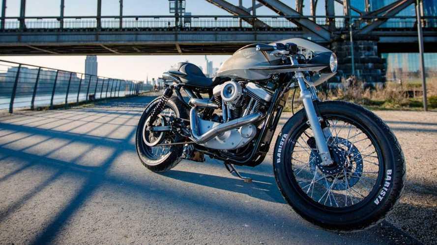 BAR!STA: Harley-Davidson Sportster 1200